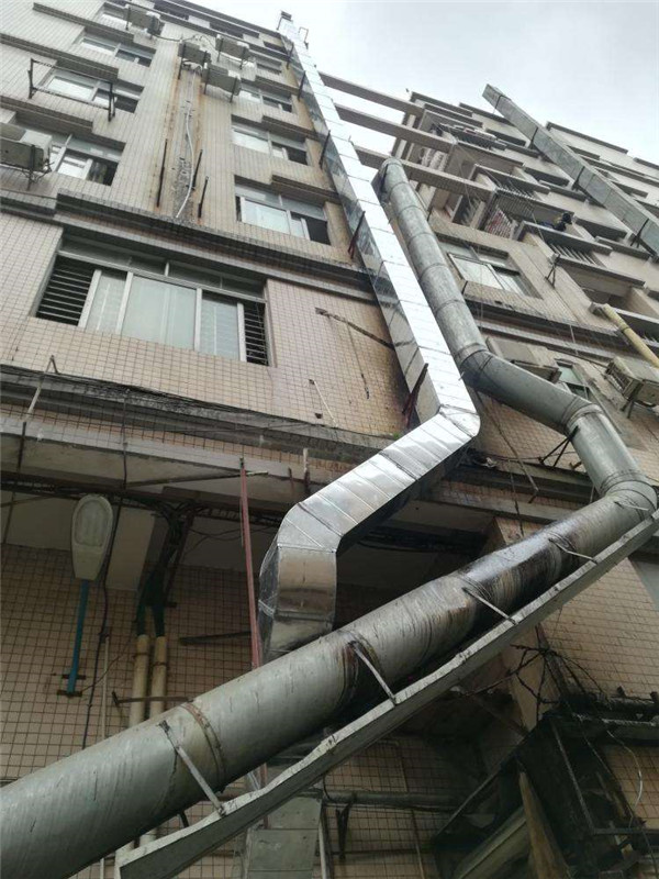 四川厨房油烟管道