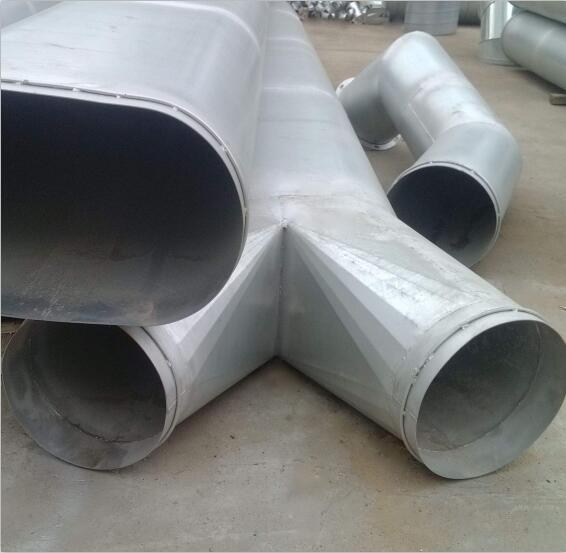 为什么建筑供水采用的是四川圆管而通风方管
