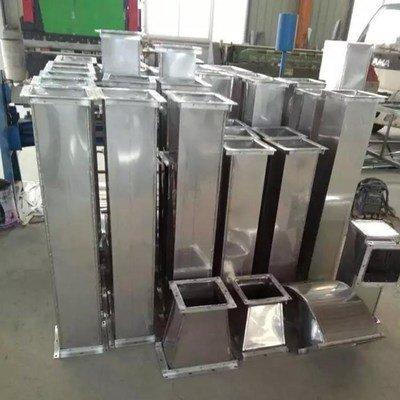 家用四川中央空調通風管選擇哪種好?鍍鋅風管板材還是非金屬板材?
