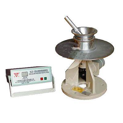 四川沥青仪器-水泥胶砂流动度测定仪