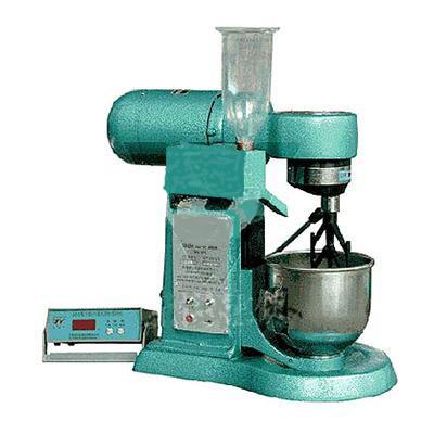 四川搅拌站仪器设备-水泥胶砂搅拌机