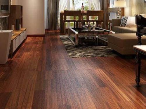 实木地板安装成功案例