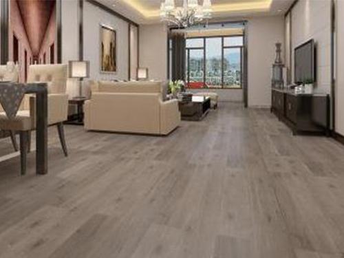 多层实木地板安装成功案例