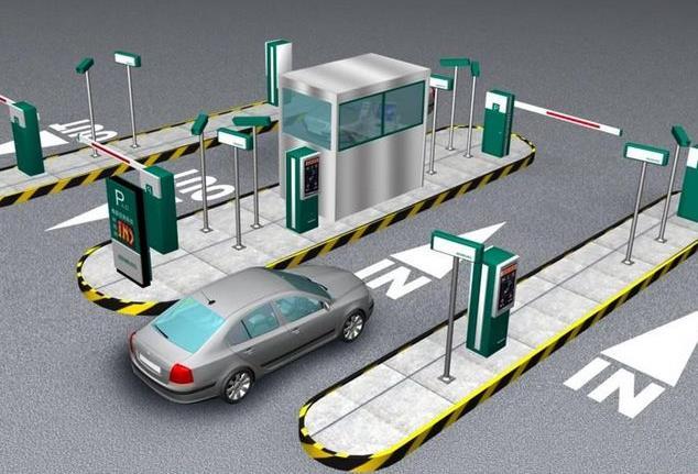 停車收費係統安裝