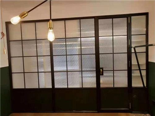 陕西复古门窗施工案例效果图!