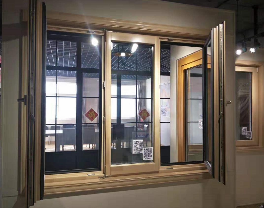 陕西铝包木门窗