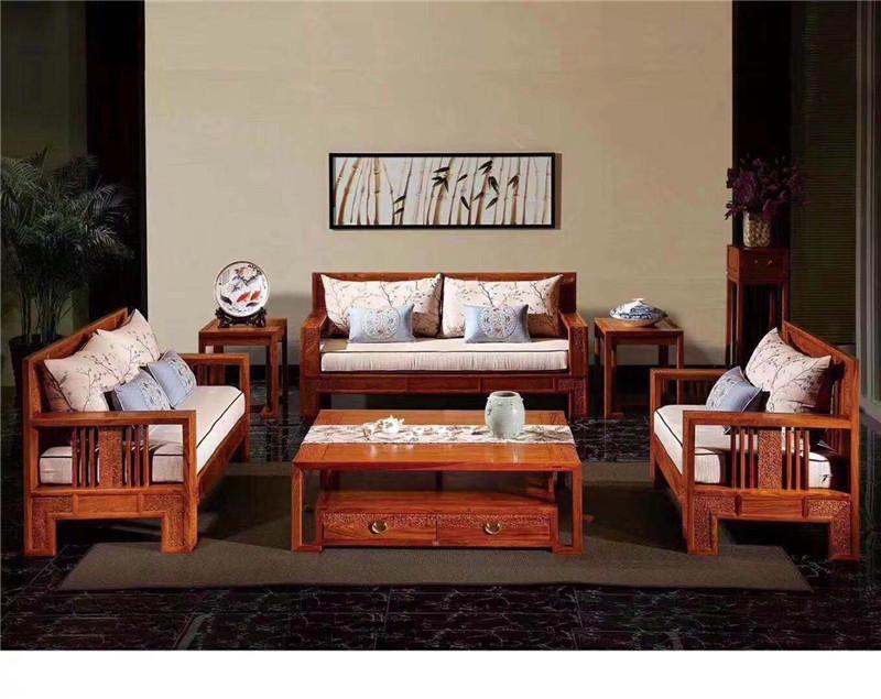 西安花梨木沙发工艺好性价比高