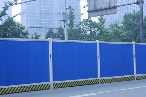 西安围挡厂家设置规范你清楚吗?