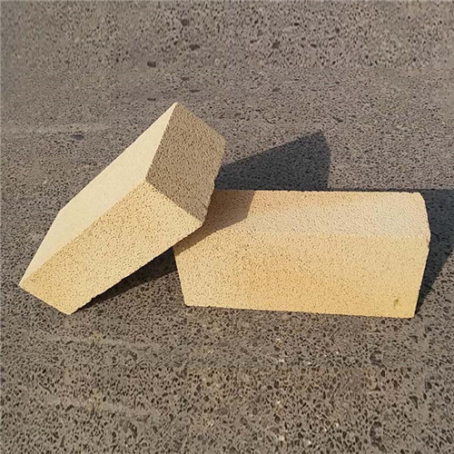 河南耐火材料-高鋁聚輕保溫磚