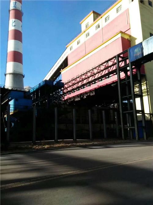 河南耐火材料應用于青海慶華煤化鋼廠