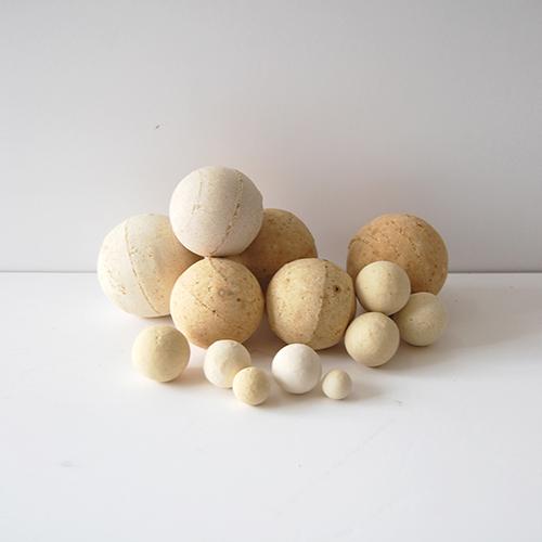 河南耐火砖-高铝耐火球