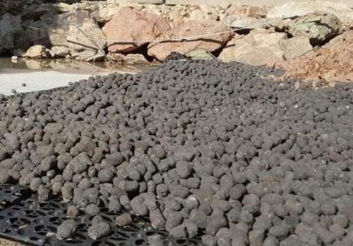 建筑陶粒应用