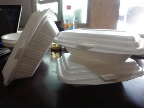 一次性发泡塑料餐盒真能回收吗?