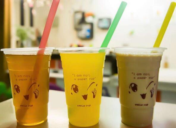湖北一次性塑料奶茶杯