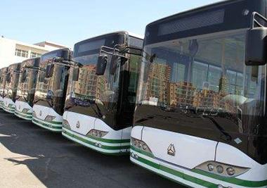 让公交车成为流动的文明风景线