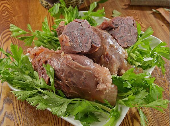 阿力麦羊肉面片