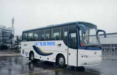 陕西驾校学车-B1中型客车