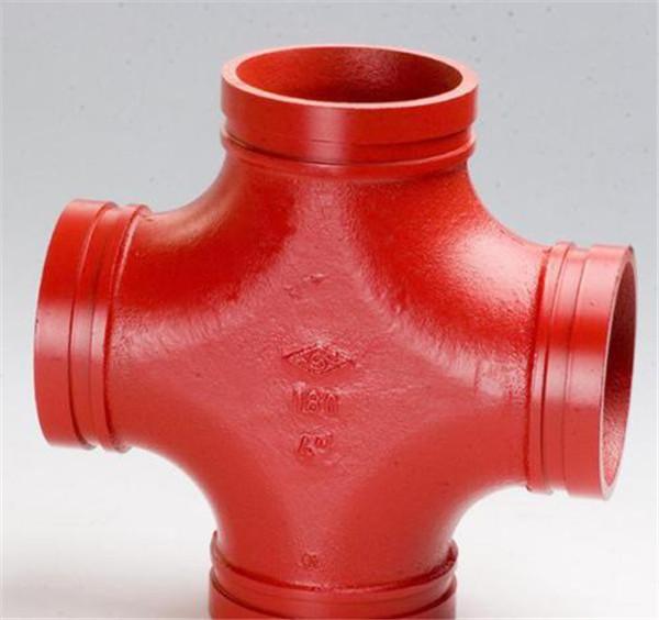 六盘水消防沟槽管件生产厂家