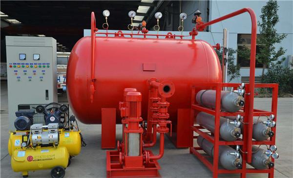 贵州消防气体顶压设备