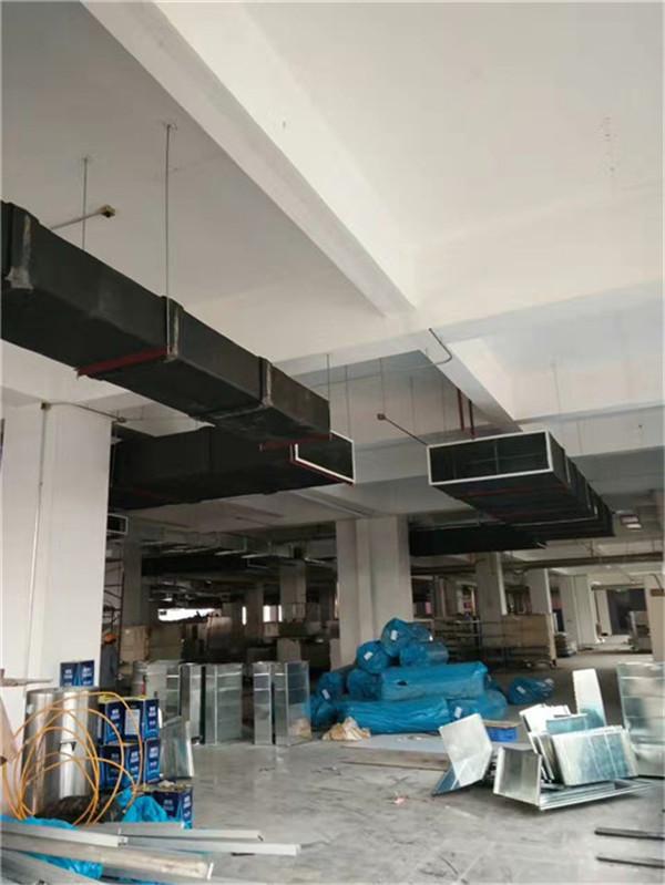 空调风管安装