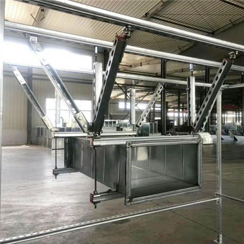 风管抗震支架安装