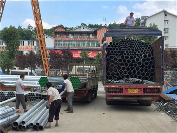 贵州热镀锌钢管厂家