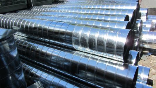 在贵州工厂安装通风管道的要求!