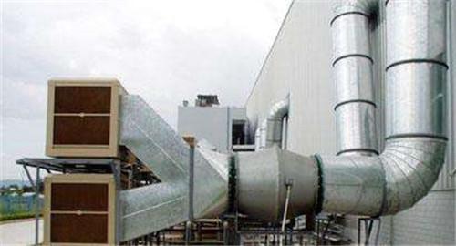 高层建筑设置防烟、排烟设施的范围