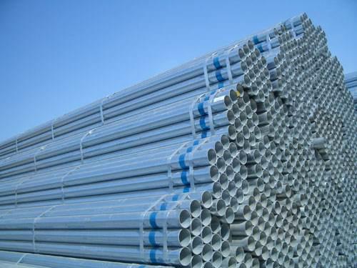 镀锌方管有热镀锌方管和电镀锌方管两大类