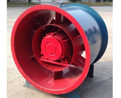 遵义通风设备为什么有良好的降噪功用?