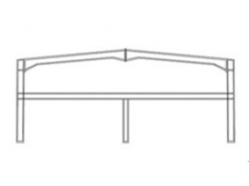 带吊车的轻钢结构系统
