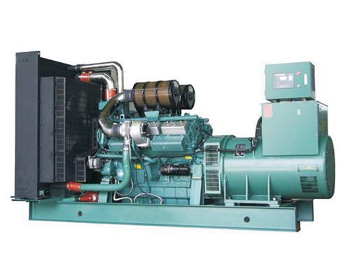 巨盟柴油发电机组