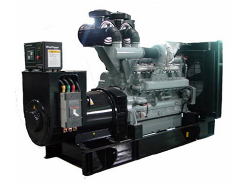 进口三菱柴油发电机组