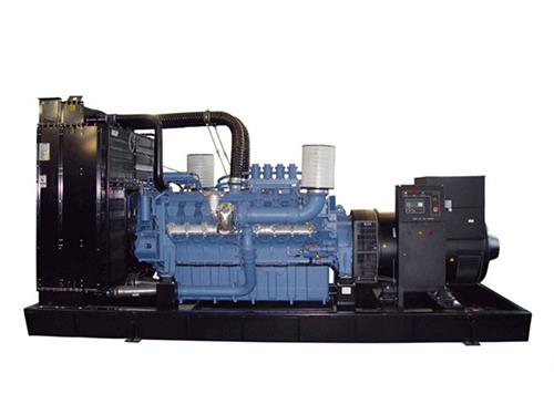 进口奔驰MTU柴油发电机组