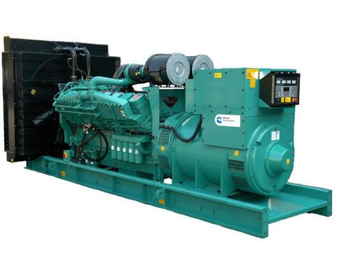 宜宾柴油发电机组主要由哪几部分组成