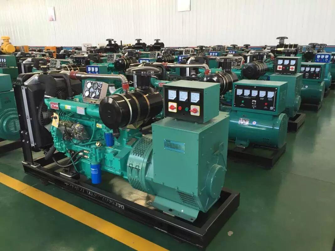 宜宾发电机厂家解析柴油发电机组的功率选择要求