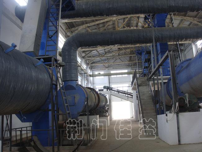 年产10万吨复合肥生产线