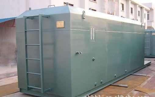 生活污水处理设备销售厂家
