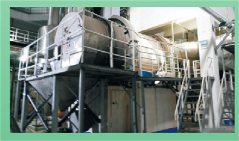 颗粒球形酵母成型和干燥设备