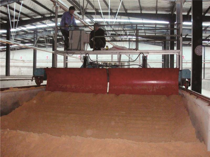 在使用一段时间后,有机肥设备可能出现磨损,需要定期检查修复