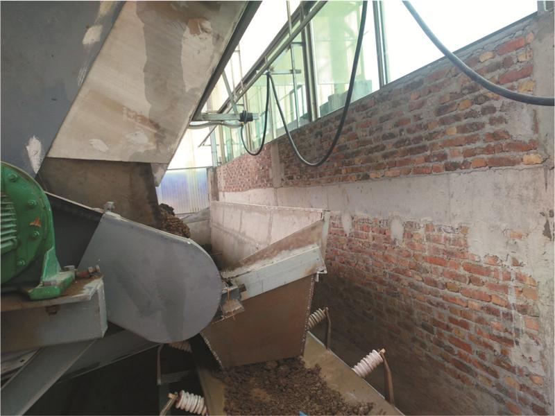 发酵槽收料机