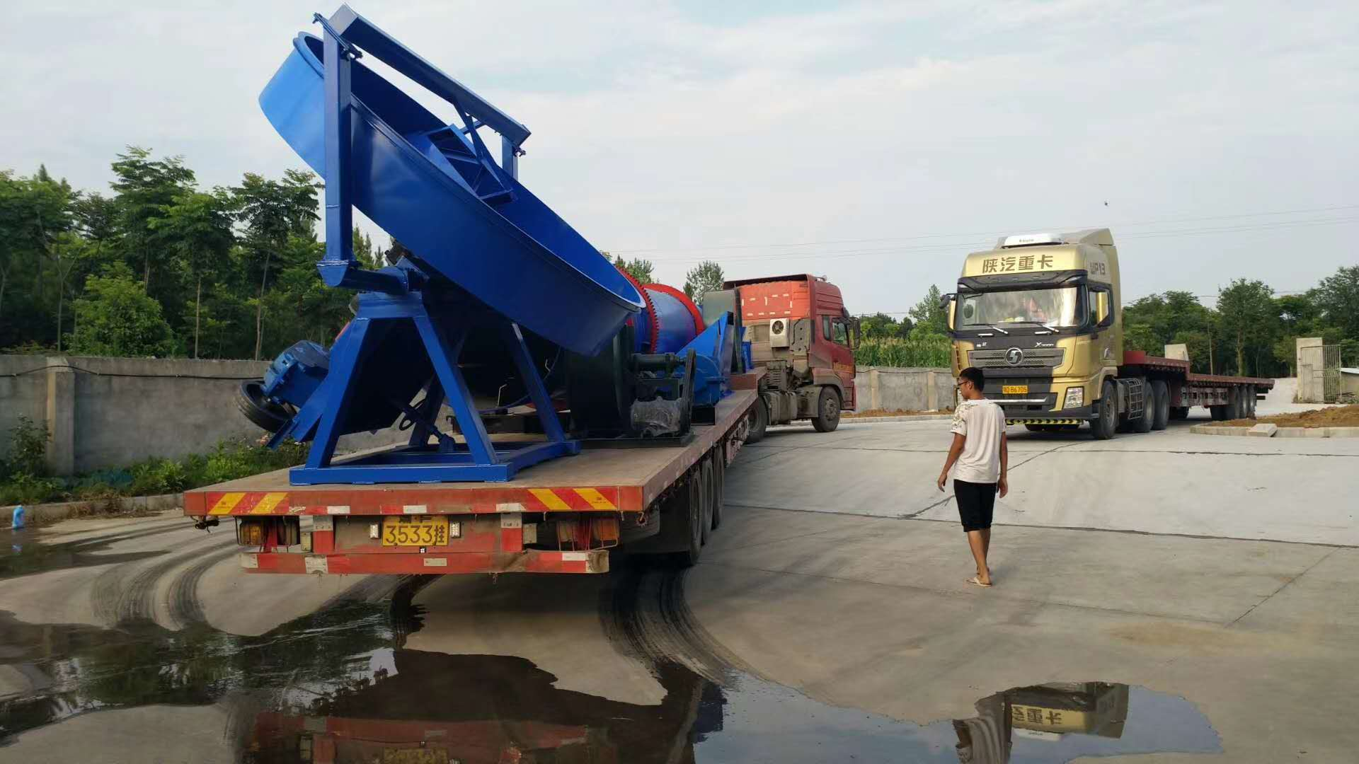湖北有機肥設備