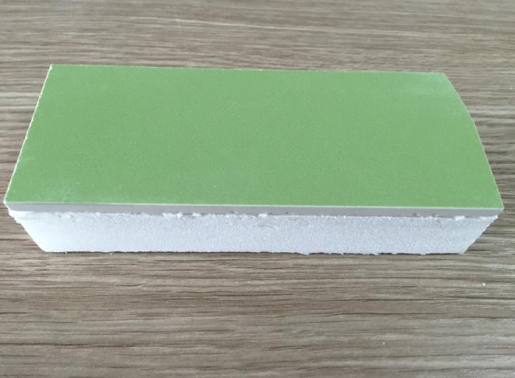 实色面板保温装饰一体板