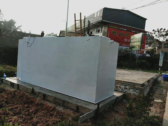四川污水处理设备安装