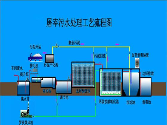 屠宰養殖汙水處理設備