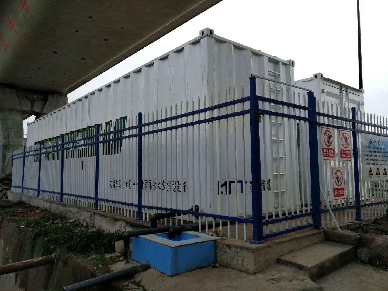 污水处理设备安装
