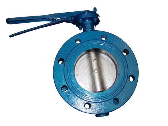 四川污水处理设备中蝶阀安装说明及步骤