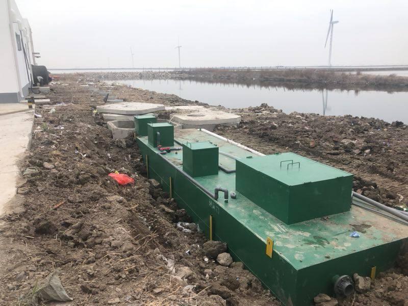 四川地埋式污水处理设备