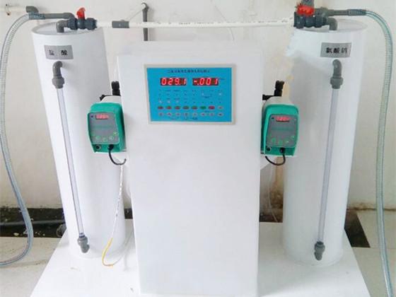 污水处理设备-二氧化氯发生器(投加器)