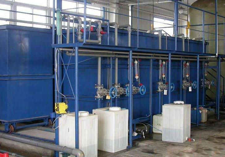 干货来袭!污水处理设备的施工工艺!